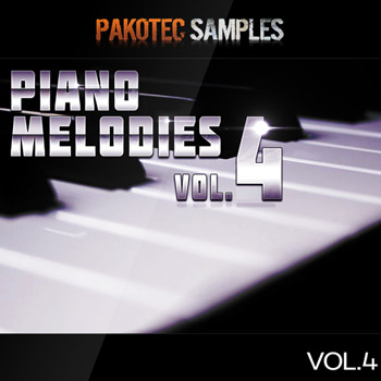 MIDI файлы - Pakotec Samples Piano Melodies Vol 4