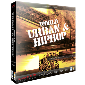 Сэмплы Equalsounds World Urban and HipHop Vol.4