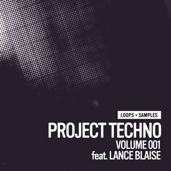 Сэмплы Project Techno 001 Feat Lance Blaise