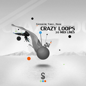 MIDI файлы - Golden Samples Crazy Loops Vol.1