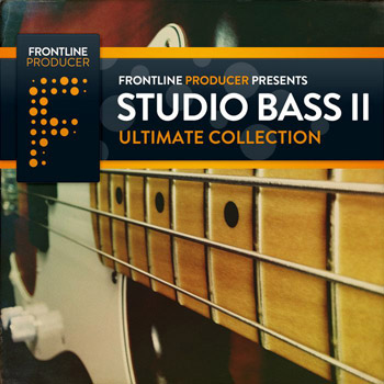 Сэмплы Frontline Producer Studio Bass II Ultimate Collection