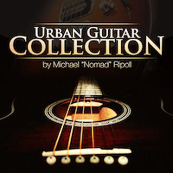 Сэмплы гитары - Big Fish Audio Urban Guitar Collection