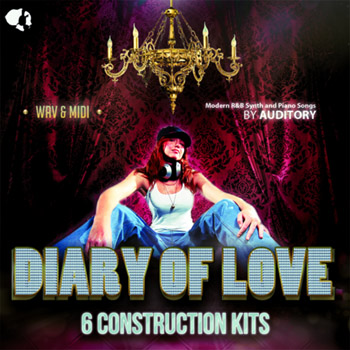 Сэмплы Auditory Diary Of Love