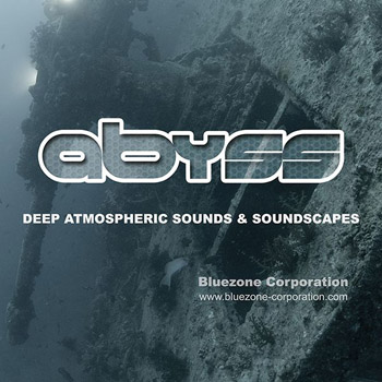 Сэмплы Bluezone Corporation Abyss Deep Atmospheric Sounds and Soundscapes