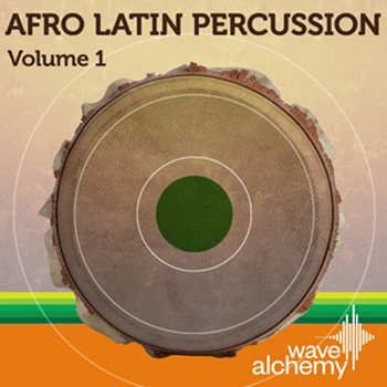 Сэмплы перкуссии - Wave Alchemy Afro Latin Percussion Vol.1