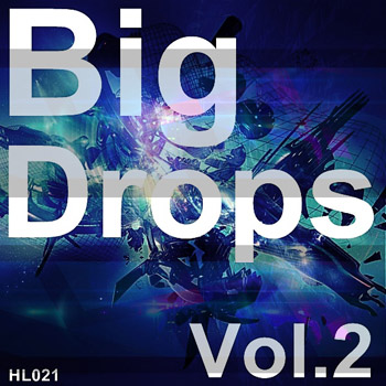 Сэмплы HighLife Samples Big Drops Vol.2