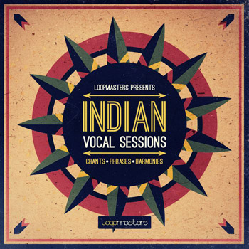 Сэмплы вокала - Loopmasters Indian Vocal Sessions