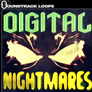 Звуковые эффекты - Soundtrack Loops Digital Nightmares