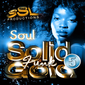 Сэмплы SSL Productions Solid Gold Funk 5