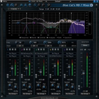 Blue Cat Audio Blue Cats MB-7 Mixer v2.3 x86 x64