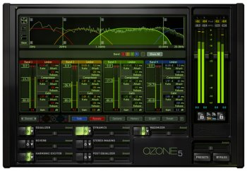 iZotope Ozone 5 Advanced 5.05b x86 x64