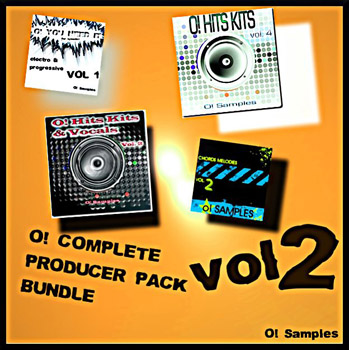 Сэмплы O! Samples O! Complete Producer Pack Bundle Vol.2