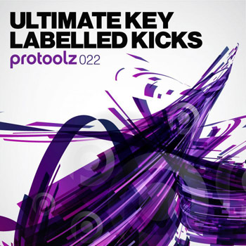 Сэмплы бочек - Protoolz Ultimate Key Labelled Kicks