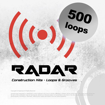 Сэмплы Giga Loops Radar 500 Loops