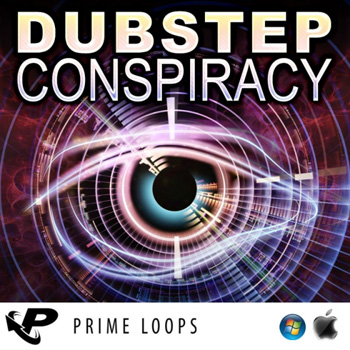 Сэмплы Prime Loops Dubstep Conspiracy