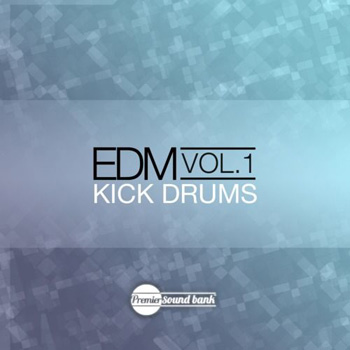 Сэмплы бочек - Premier Sound Bank EDM Drum Kicks Volume 1