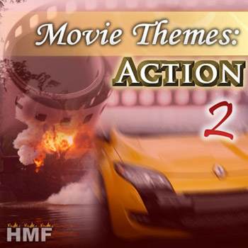 Сэмплы Hot Music Factory Movie Themes Action 2