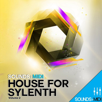 Пресеты Sounds + MIDI House for Sylenth Vol 2