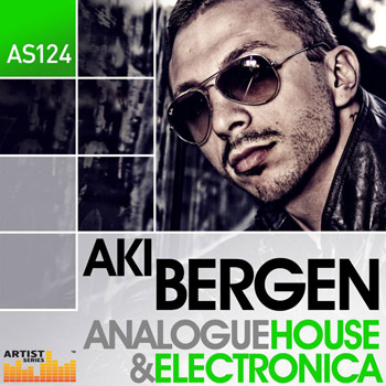 Сэмплы Loopmasters Aki Bergen Analogue House and Electronica