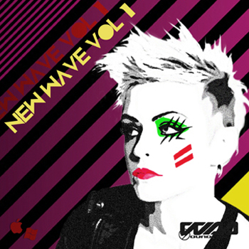 Сэмплы WaaSoundLab New Wave Vol.1