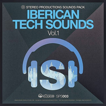 Сэмплы Stereo Productions Iberican Tech Sounds Vol.1