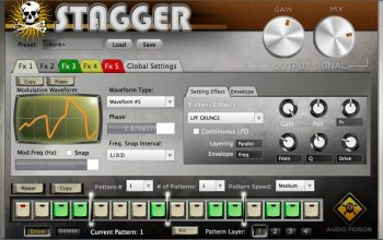 Audio Poison Stagger v1.0.3 x86 x64