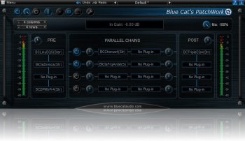 Blue Cat Audio Blue Cats PatchWork v1.7.4 x86 x64