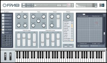 Native Instruments FM8 v1.4.1 x86 x64