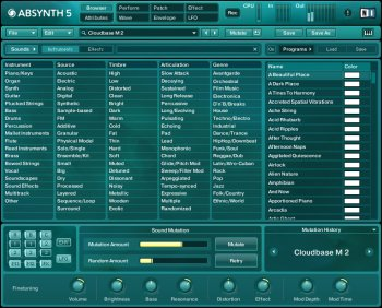 Native Instruments Absynth 5 v5.3.1 x86 x64