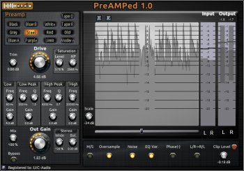 LVC-Audio PreAMPed v1.0.4 x86 x64