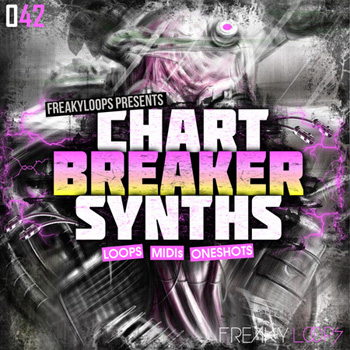 Сэмплы Freaky Loops Chart Breaker Synths