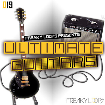 Сэмплы Freaky Loops Ultimate Guitars