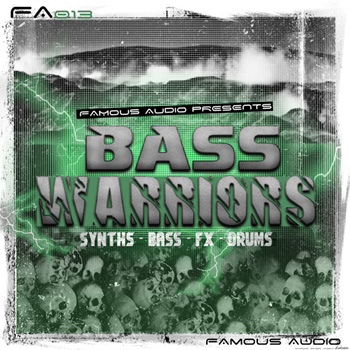 Сэмплы Freaky Loops Bass Warriors