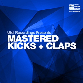 Сэмплы Utd. Recordings Mastered Kicks + Claps