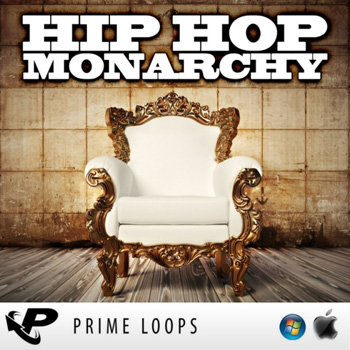 Сэмплы Prime Loops Hip Hop Monarchy