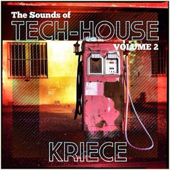 Сэмплы Kindred Sounds The Sounds of Tech-House Vol.2 Kriece
