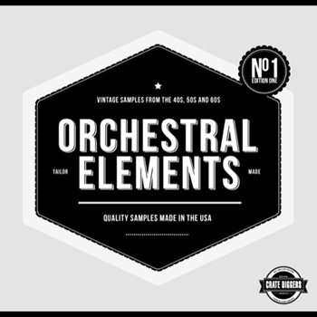 Сэмплы Crate Diggers Orchestral Elements