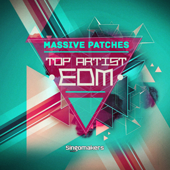 Пресеты Singomakers Top Artist EDM Massive Patches