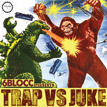 Сэмплы Industrial Strength Records 6Blocc Presents Trap VS Juke