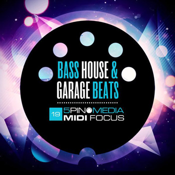Сэмплы 5Pin Media MIDI Focus Bass House and Garage Beats