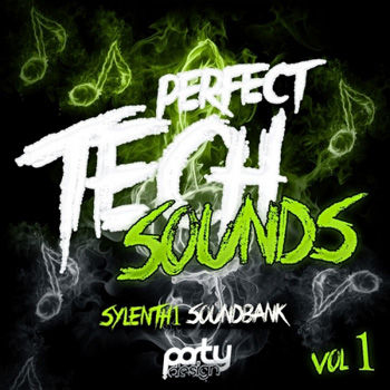 Пресеты Party Design Perfect Tech Sounds For Sylenth1