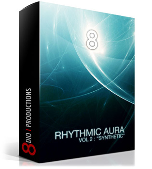 Библиотека сэмплов - 8Dio Rhythmic Aura Vol.2 Synthetic (KONTAKT)