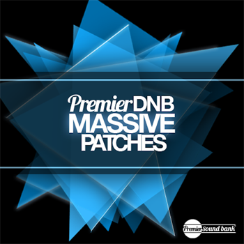 Пресеты Premier Sound Bank Premier DnB Massive Patches