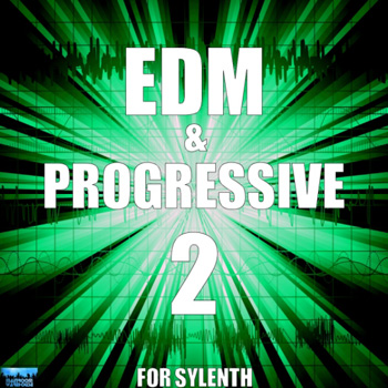 Сэмплы Mainroom Warehouse EDM Progressive 2 For Sylenth