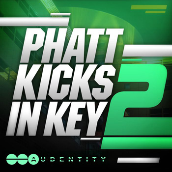 Сэмплы Audentity Phatt Kicks In Key 2