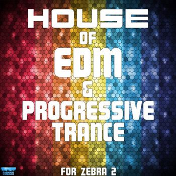Пресеты Mainroom Warehouse House Of EDM and Progressive Trance For Zebra 2