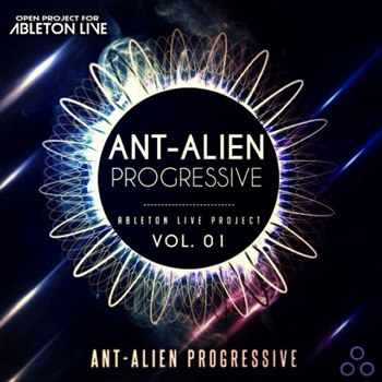 Проект Speedsound Ant Alien Progressive Vol 1 For Ableton Live