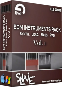 Сэмплы Soundlikewhatever EDM Instruments Rack Vol 1