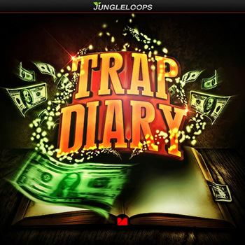 Сэмплы Jungle Loops Trap Diary