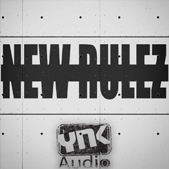 Сэмплы YnK Audio New Rulez